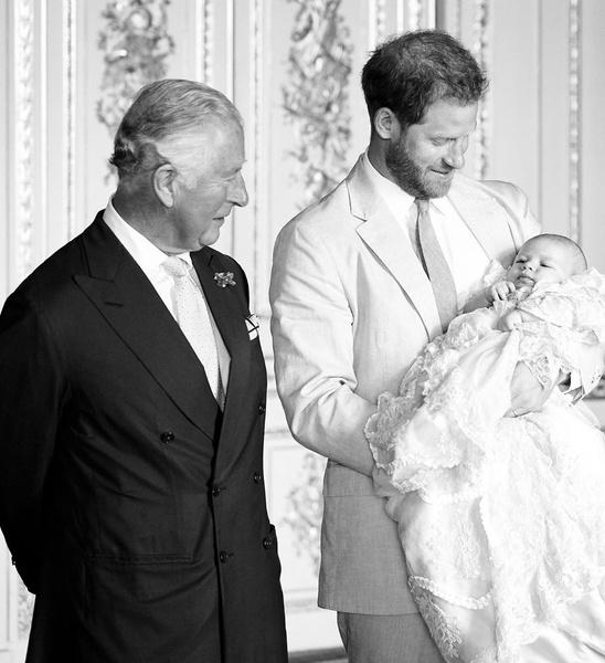 Фото №5 - Сыну принца Гарри и Меган Маркл— 2 года: как выглядит ребенок, которого не показывают прессе