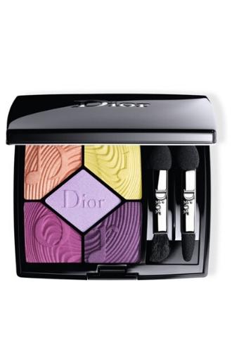 Палитра теней 5 Couleurs Glow Vibes от Dior