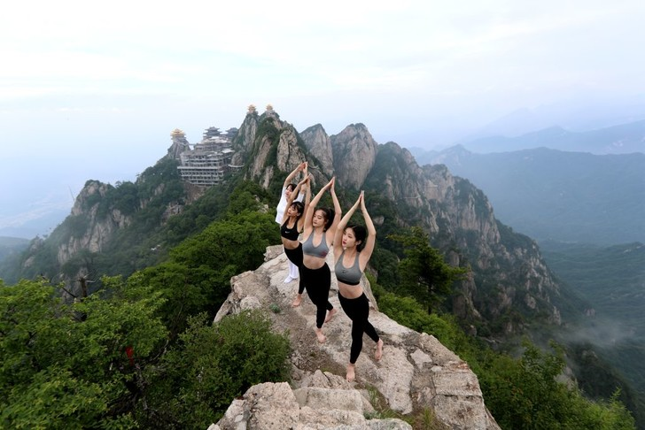 Фото №1 - День йоги