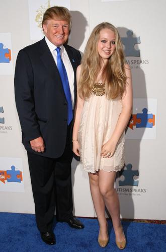 Фото №11 - Тиффани Трамп: «забытая» дочь Дональда Трампа