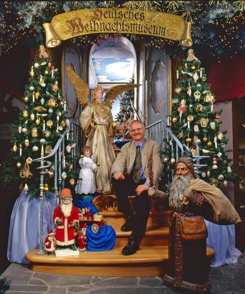 Фото №2 - Дух Рождества в музеях мира: четыре самых праздничных места на планете