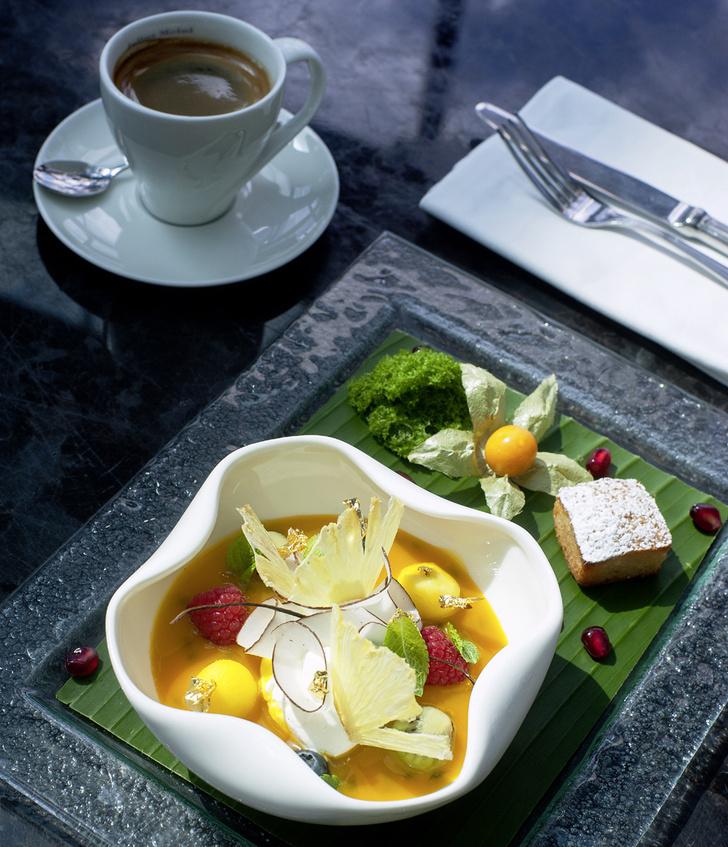 Фото №1 - Фирменное блюдо: белоснежные вершины