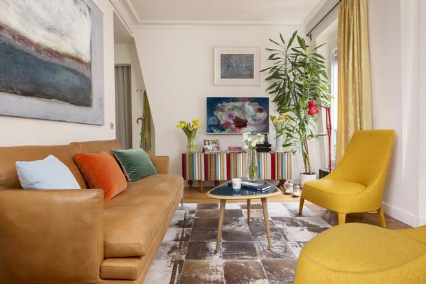 Фото №1 - Парижская квартира 40 м² архитектора Ильи Сологубовского
