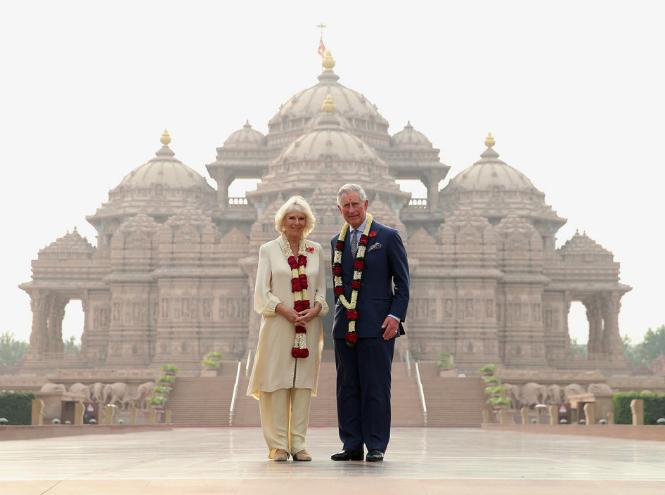 Фото №12 - Индия: история королевских визитов