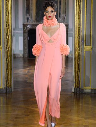 Фото №35 - Неделя Высокой моды в Париже: Ulyana Sergeenko Couture F2015