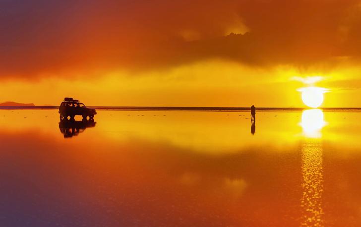 Фото №1 - Один кадр: Боливия