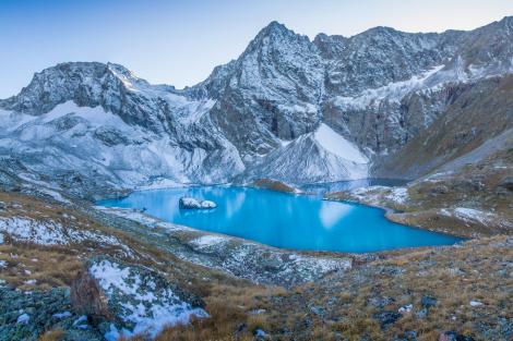 Фото №1 - РГО приглашает фотографов на Кавказ
