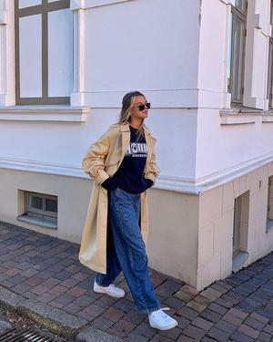 Фото №13 - Модная форма: как носить стиль преппи, если вы уже не школьница