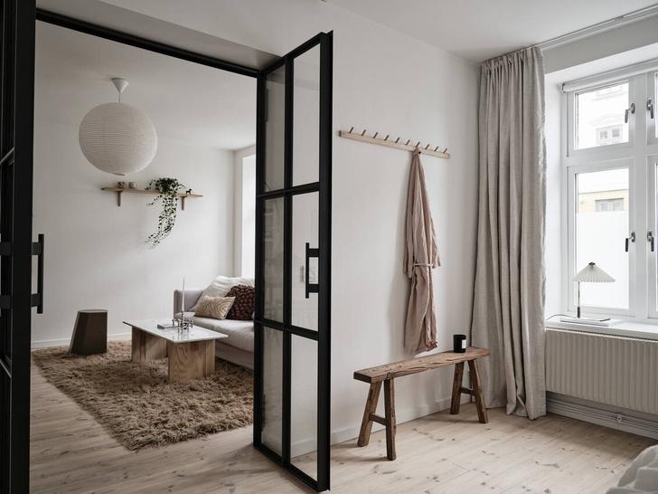 Фото №7 - Маленькая, светлая квартира в Гетеборге