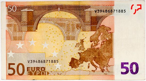 Фото №9 - Удаленный доступ: банкноты-путеводители по курсу евро