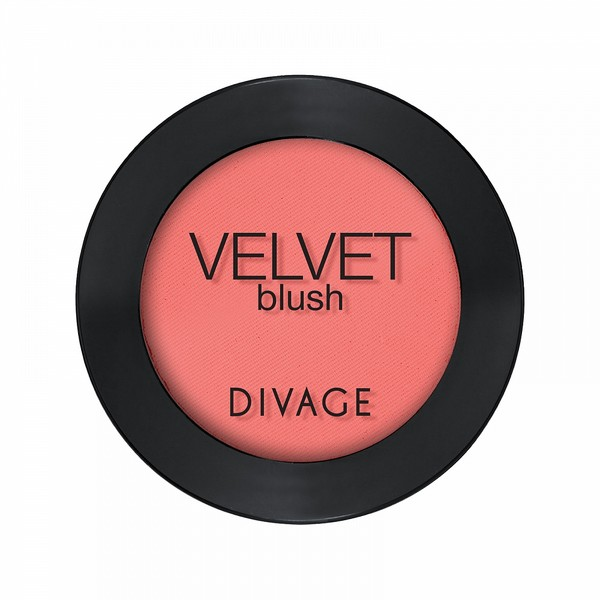 Румяна Velvet Blush, DIVAGE