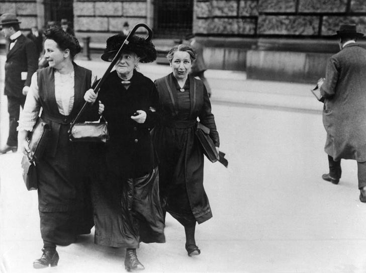 Фото №7 - Клара Цеткин: история женщины, стоявшей у истоков феминизма