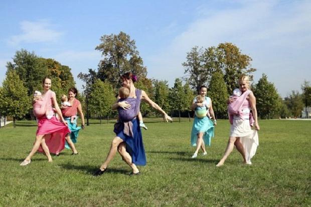 Фото №2 - «Фестиваль беременных и младенцев» в Сокольниках с 30 октября