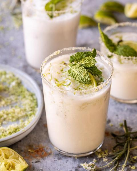 Фото №2 - 5 простых рецептов полезных охлаждающих напитков