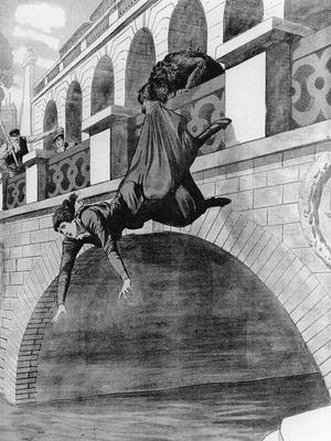 Фото №6 - Парижская Офелия: как таинственная утопленница из Сены спасла тысячи жизней