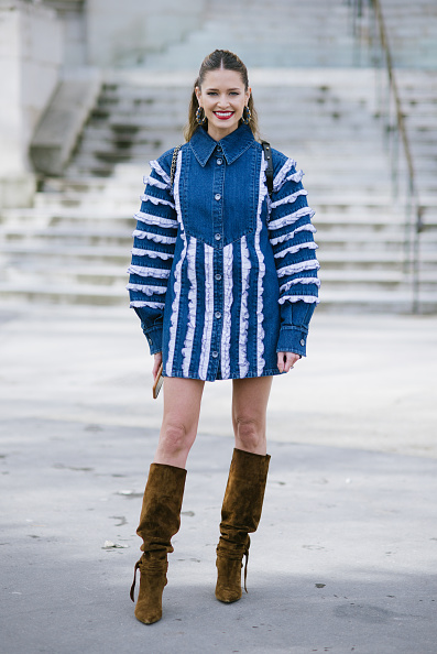 Фото №3 - Dress-time: какие платья носят главные героини уличной моды