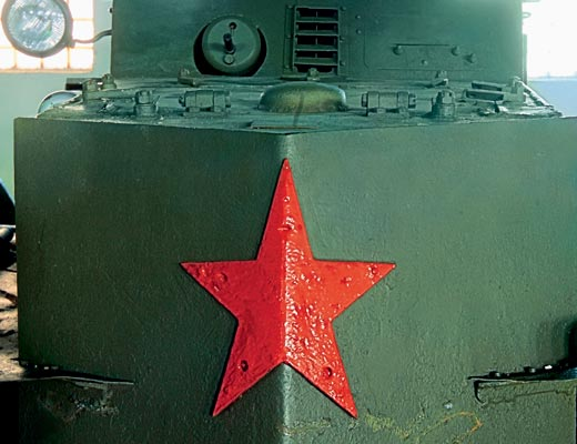 Фото №1 - Живая история бронетехники