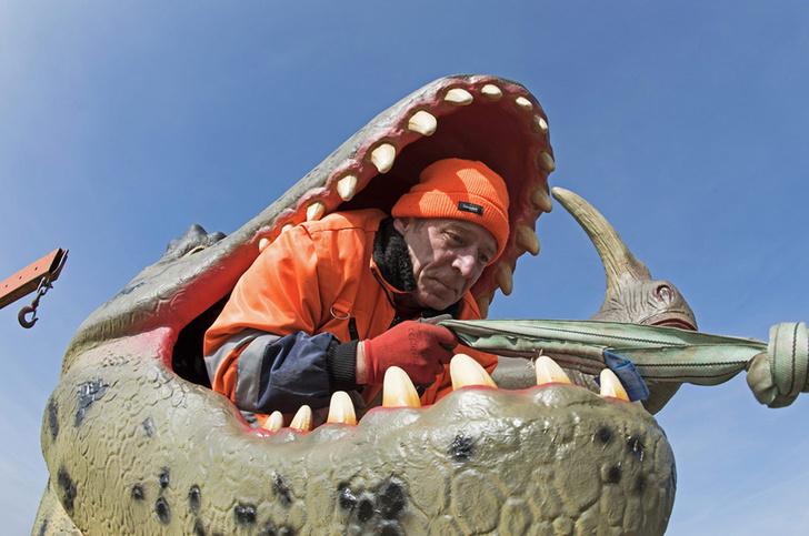 Фото №1 - В мире динозавров