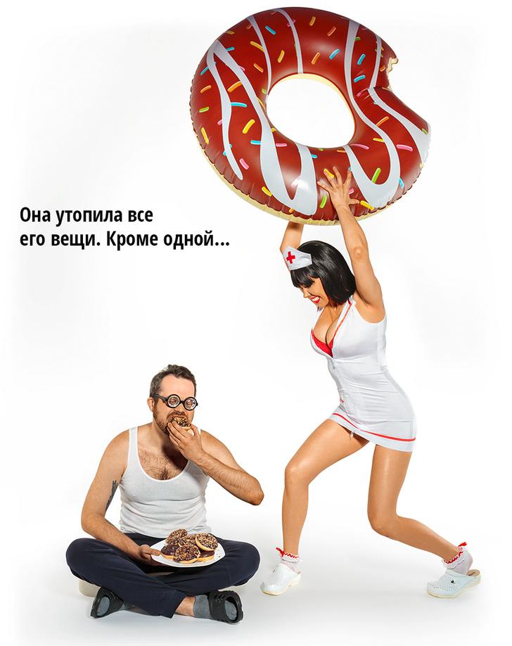 Фото №7 - Октябрина Максимова в октябрьском номере журнала MAXIM!