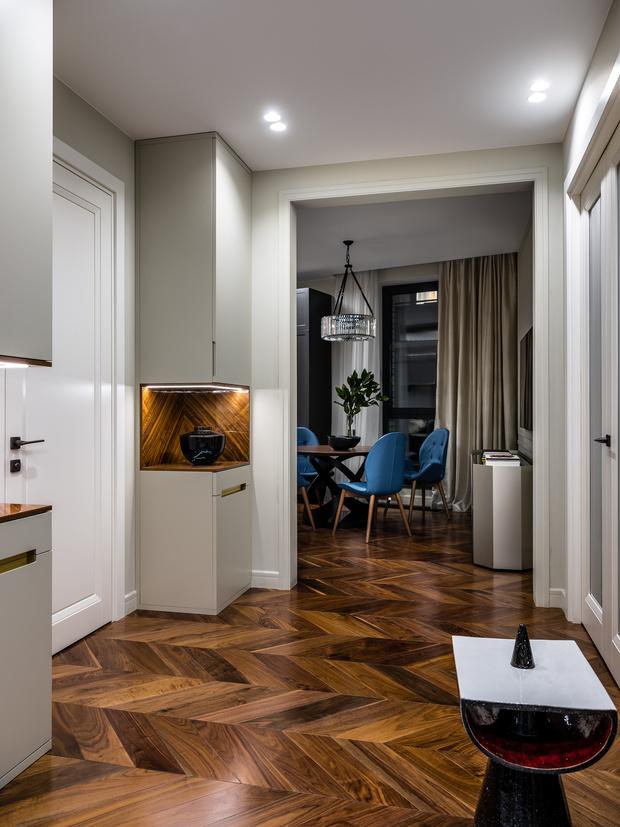 Фото №12 - Квартира с удобными гардеробными в Москве