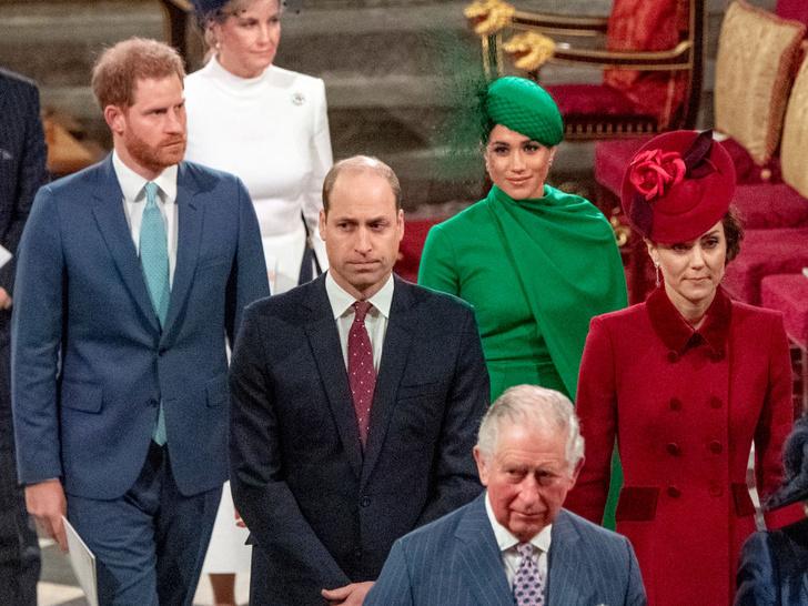Фото №13 - Чужая во дворце: все взлеты, падения и ошибки герцогини Меган в королевской семье