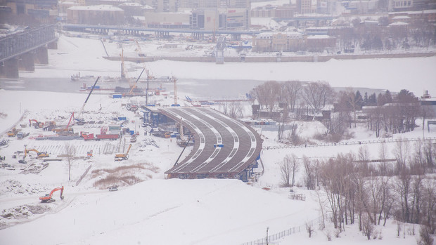 Фото №1 - Правительство Российской Федерации нашло способ борьбы с транспортными долгостроями в регионах