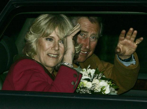 Фото №2 - Разбитая любовь: самый драматичный момент в отношениях Камиллы и Чарльза