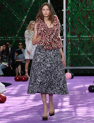 Фото №29 - Неделя Высокой моды в Париже: Dior Couture AW2015/16