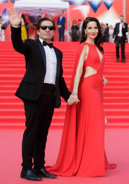 Фото №3 - Закрытие ММКФ-2016: самые интересные пары на красной ковровой дорожке