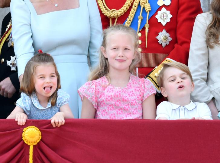 Фото №4 - Почему принцесса Шарлотта всегда в платьях