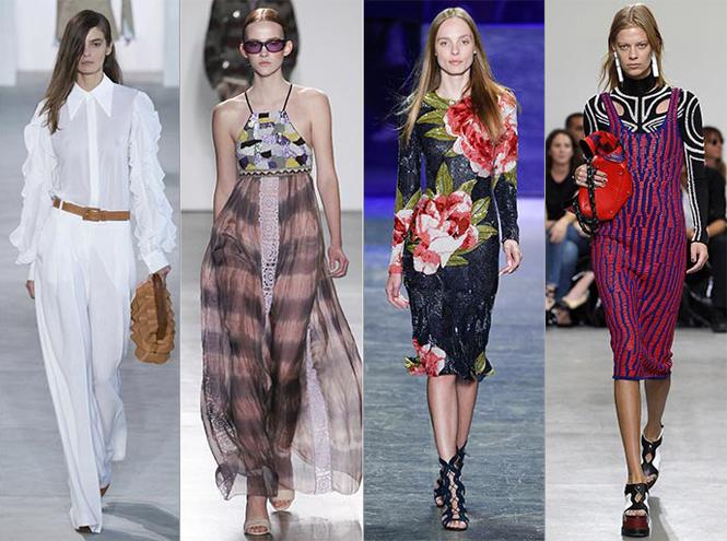 Фото №1 - 13 трендов весны (и лета) с показов Недели моды в Нью-Йорке