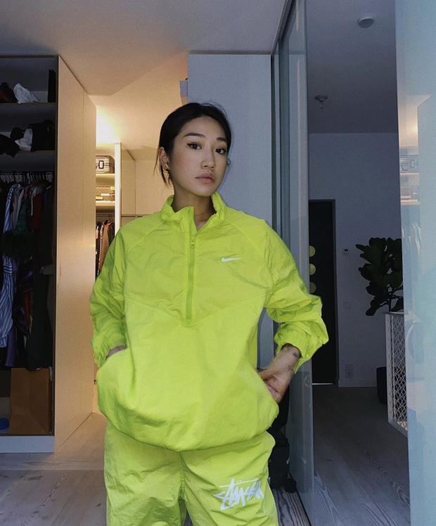 Фото №1 - Пастель— это скучно, считает Пегги Гу и выбирает спортивный костюм цвета кислотного мармелада