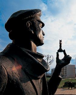 Фото №3 - Степью до Нью-Васюков