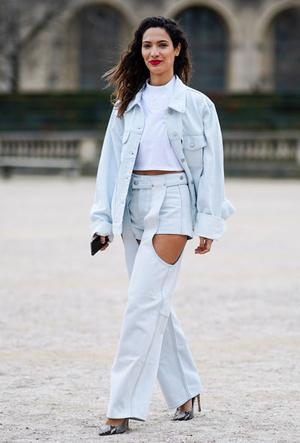 Фото №5 - Как носить белый цвет летом: 4 стильных приема