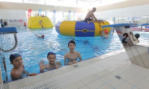 Фото №1 - В Кировском районе открыли новый бассейн