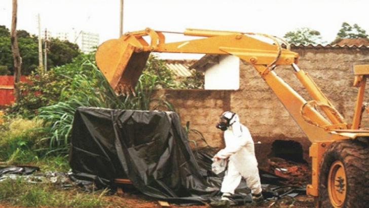 Фото №3 - Бразильский Чернобыль: радиоактивное заражение в Гоянии в 1987 году