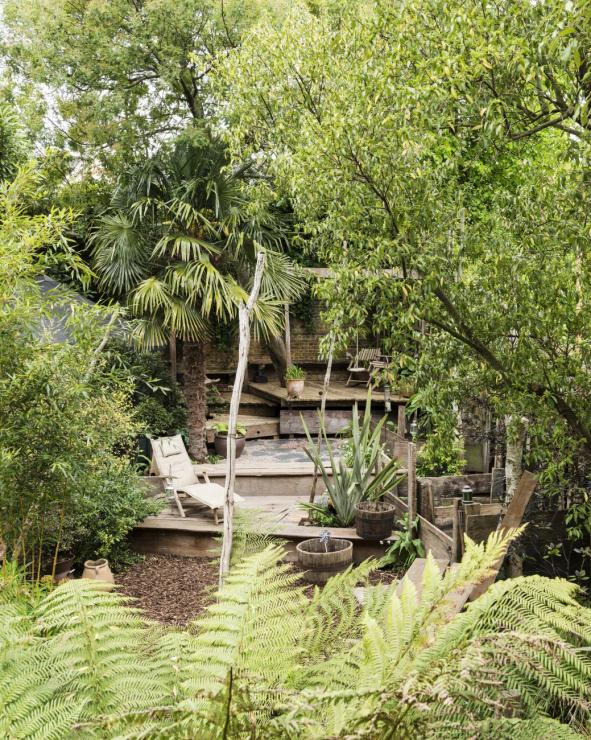 Фото №2 - Уютный викторианский дом с садом в Лондоне