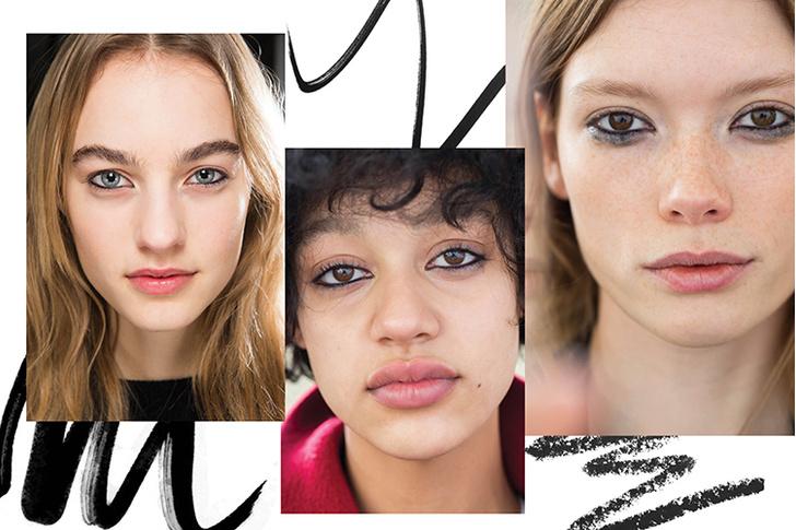 Фото №3 - 8 beauty-трендов с Недели моды в Париже