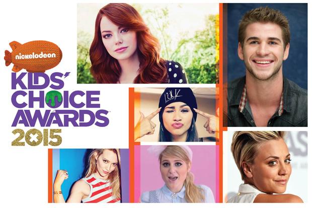 Фото №1 - Какие знаменитости примут участие в церемонии Nickelodeon Kids' Choice Awards?