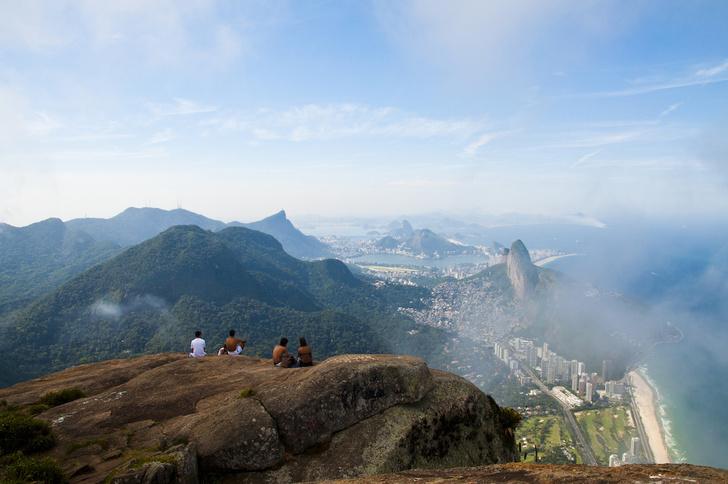 Фото №3 - «Город Бога»: 5 головокружительных видов Рио-де-Жанейро
