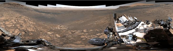 Фото №2 - NASA опубликовало панорамный снимок с Марса в рекордно высоком разрешении