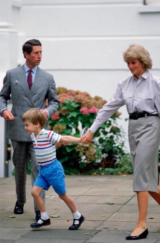 Фото №4 - История в фотографиях: какой мамой была принцесса Диана