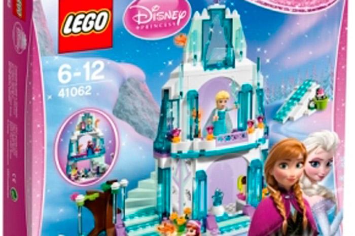 Фото №1 - LEGO представляет новые игрушки для девочек
