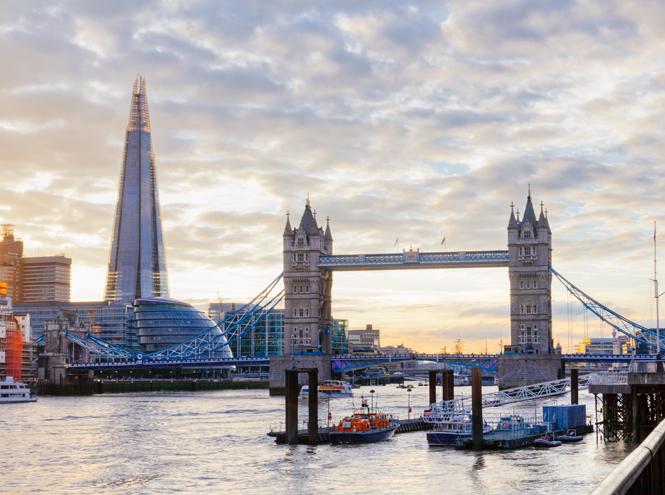 Фото №1 - В Лондон за новогодними развлечениями