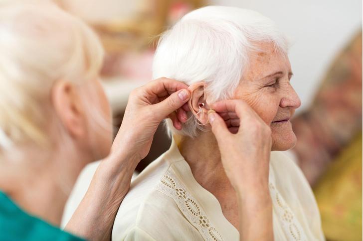 Фото №1 - Названа основная причина возрастной потери слуха