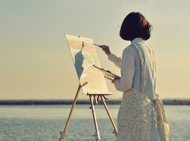 Фото №1 - 10 советов, чтобы открыть в себе художника
