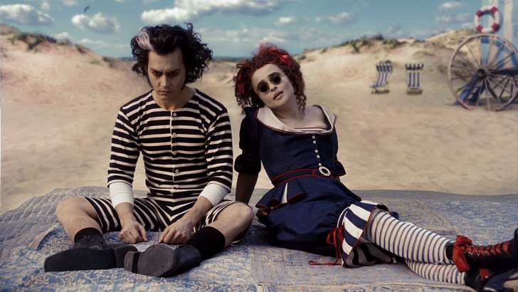 Кадр из фильма «Суини Тодд, демон-парикмахер с Флит-стрит»