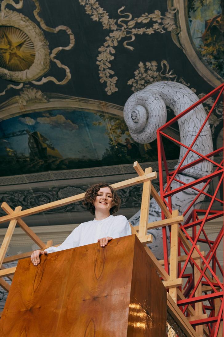 Фото №1 - Место действия: интервью с Ириной Кориной