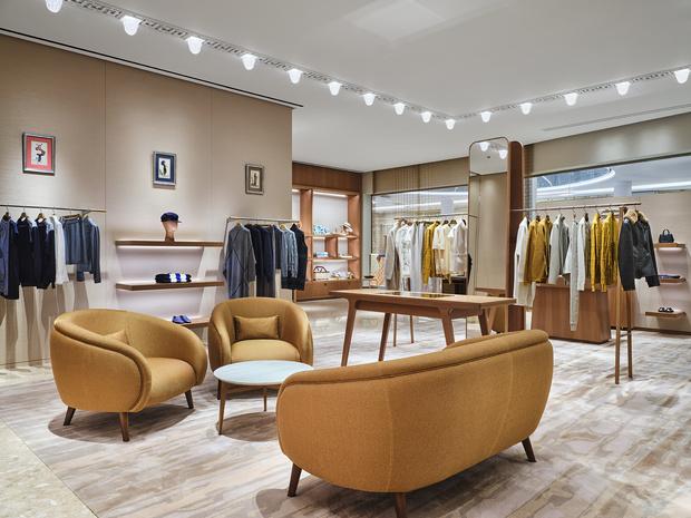 Фото №9 - Новый бутик Hermès в ТЦ «Времена года»