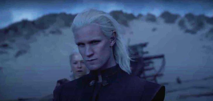 Фото №1 - Вышел первый тизер сериала «Дом дракона»— приквела «Игры престолов»